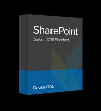 SharePoint Server 2016 Standard Device CAL