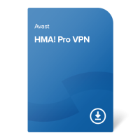 Avast Hide My Ass! Pro VPN – 1 година
