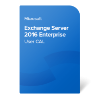 Exchange Server 2016 Enterprise User CAL