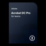 Adobe Acrobat DC Pro for teams (EN) – 1 година