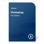 Adobe Photoshop for teams (Multi-Language) – 1 година