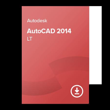 Levně AutoCAD LT 2014 licence pro 1 zařízení (SLM)