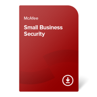 McAfee Small Business Security – 1 rok