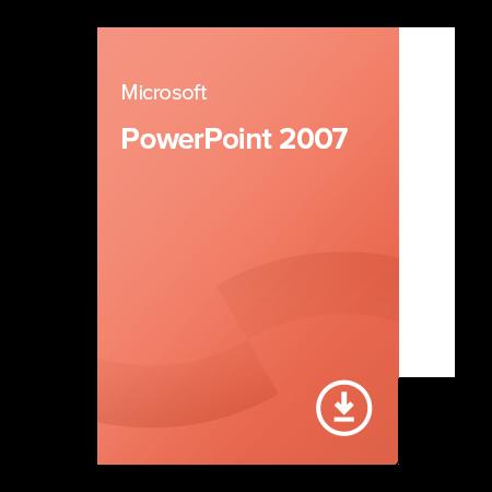 Levně Microsoft PowerPoint 2007, 079-02840 elektronický certifikát