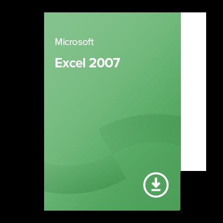 Microsoft Excel 2007 OLP NL, 065-03527 elektronický certifikát