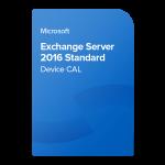 Exchange Server 2016 Standard Device CAL