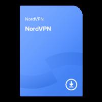 NordVPN – 1 měsíc