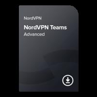 NordVPN Teams Advanced – 1 měsíc