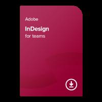 Adobe InDesign for teams PC/MAC ENG, 1 rok