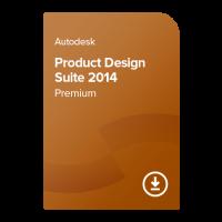 Autodesk Product Design Suite 2014 Premium – trvalé vlastnictví