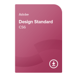 Adobe CS6 Design Standard (EN) – trvalé vlastnictví