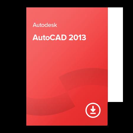 Levně AutoCAD 2013 NLM (network license manager)