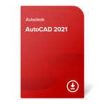 AutoCAD 2021 – trvalé vlastnictví