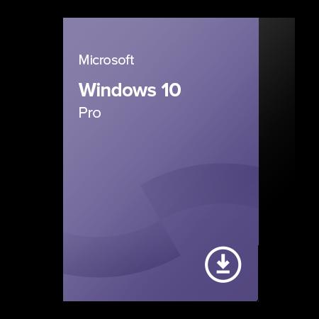 Microsoft Windows 10 Pro elektronický certifikát