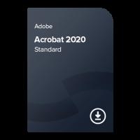 Adobe Acrobat 2020 Standard (CZ) – trvalé vlastnictví