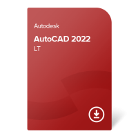 AutoCAD LT 2022 – trvalé vlastnictví