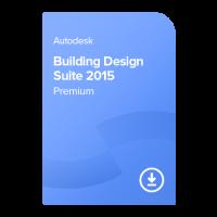 Autodesk Building Design Suite 2015 Premium – trvalé vlastnictví