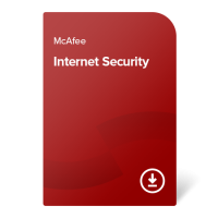 McAfee Internet Security – 1 año