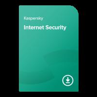 Kaspersky Internet Security – 1 año, nueva suscripción