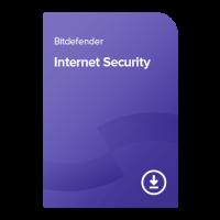 Bitdefender Internet Security – 1 año