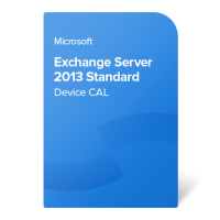 Exchange Server 2013 Standard Device CAL