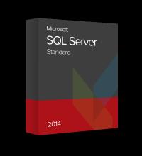 SQL Server 2014 Standard (per CAL)