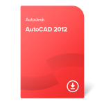 AutoCAD 2012 – perpetual ownership