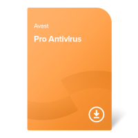 Avast Pro Antivirus – 1 Year