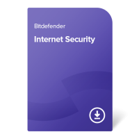 Bitdefender Internet Security – 1 year