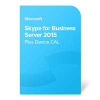Skype for Business Server 2015 Plus Device CAL
