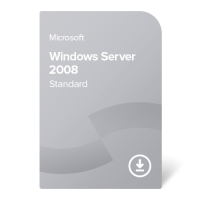 Windows Server 2008 Standard (1 Server)