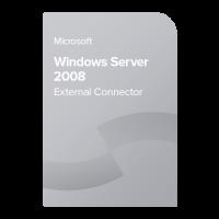 Windows Server 2008 External Connector
