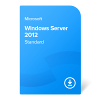 Windows Server 2012 Standard (2 CPU)