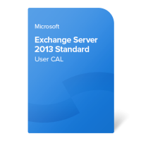 Exchange Server 2013 Standard User CAL
