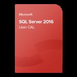 SQL Server 2016 User CAL