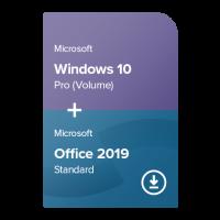 Windows 10 Pro (Volume) + Office 2019 Standard