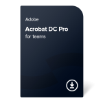 Adobe Acrobat DC Pro for teams (EN) – 1 year