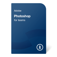 Adobe Photoshop for teams (Multi-Language) – 1 year