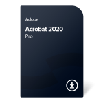 Adobe Acrobat 2020 Pro (SK) – perpetual ownership