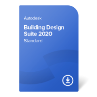 Autodesk Building Design Suite 2020 Standard – perpetual ownership