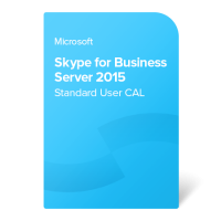 Skype for Business Server 2015 Standard User CAL