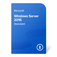 Windows Server 2016 Standard (16 cores)