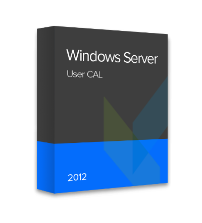 Windows Server 2012 User CAL – 1