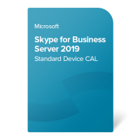 Skype for Business Server 2019 Standard Device CAL
