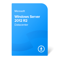 Windows Server 2012 R2 Datacenter (2 CPU)