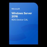 Windows Server 2016 RDS Device CAL