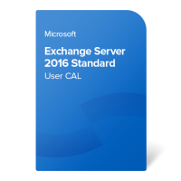 Exchange Server 2016 Standard User CAL