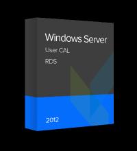 Windows Server 2012 RDS User CAL