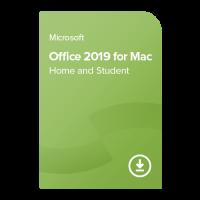 Office 2019 Home and Student Mac számítógépre
