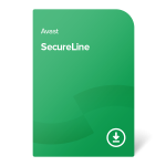 Avast SecureLine VPN – 1 évre